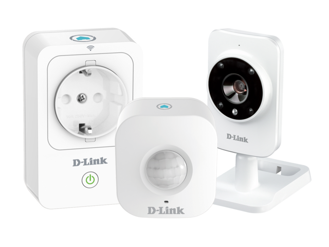 Smart Home D-Link SMART Home HD Starter Kit