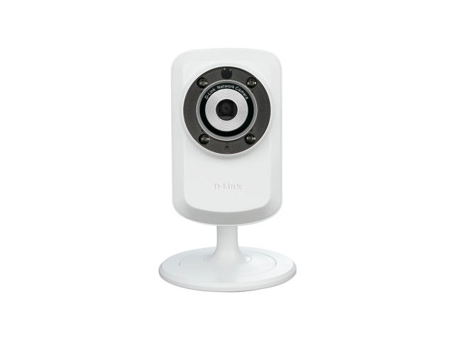 IP камери D-Link Securicam Wireless N Home IP Network Camera